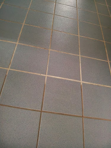 Old School Self Reliance Blog Archive Cleaning Tile And Grout - Cleaning grout off porcelain tile